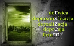 nerwica,derealizacja,depersonalizacja